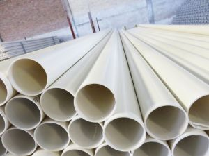 Electric Wire PVC-U Pipe pictures & photos