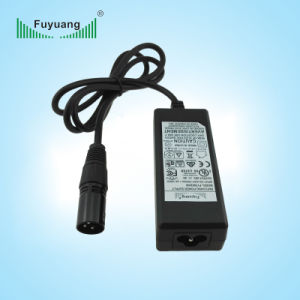UL, Ce, RoHS Certified 42V 1A Li-ion Battery Charger pictures & photos