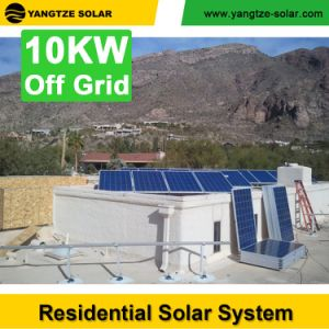 10 Years Warranty 10kw off Grid Inverter Solar Power System pictures & photos