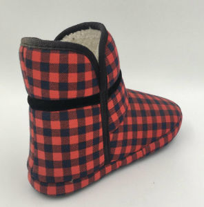Black Bow Insoor Boots for Womens pictures & photos