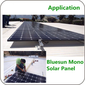Top Efficiency Monocrystalline for Home Solar System pictures & photos