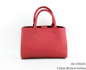 New Fashion Women PU Handbag (CB-1701191) pictures & photos