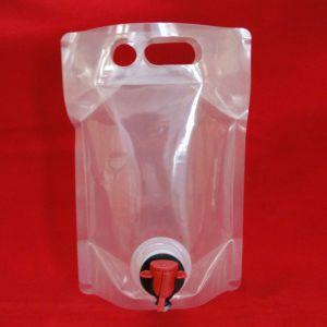 2L Plastic Milk /Coffer Bean Bag with Spout pictures & photos