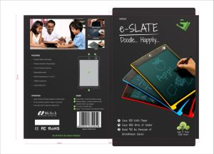 8.5inch Note Slate, Digital Boogie Board, LCD Writing Board pictures & photos