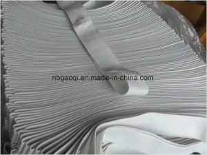 Rubber Knitted Elastic Tape for Clothes Good Quality pictures & photos