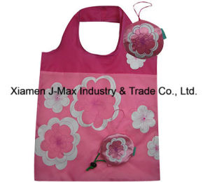 Foldable Gifts Shopper Bag, Flowers Style, Reusable, Tote Bags, Lightweight, Grocery Bags and Handy, Promotion, Accessories & Decoration pictures & photos