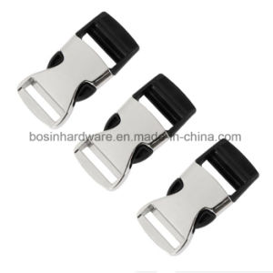 3/4 Inch Metal Plastic Side Release Buckle pictures & photos
