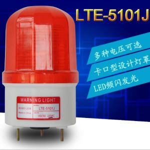 LED Flashing and Strobe Warning Light with Sound (LTE-5101J) pictures & photos