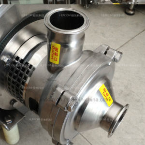 High Quality Food Grade Stainless Steel Centrifugal Water Pump pictures & photos