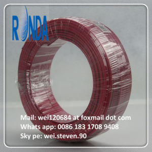 H07V-U PVC Electrical Wire 1.5 2.5 4 6 10 SQMM pictures & photos