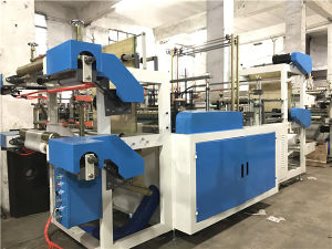 Continuous Roll Plastic Bag Making Machine pictures & photos