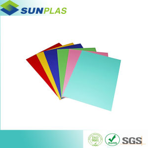 Colored ABS Plastic Sheets for Printing & Vacuum Forming pictures & photos