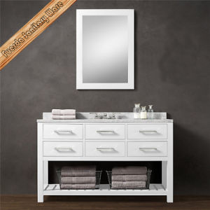 Fed-1987 Solid Wood Top Quality Bathroom Vanity Bath Cabinet pictures & photos