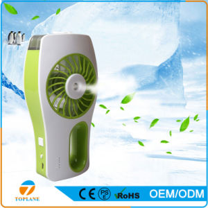 USB Mini Cooling Personal Beauty Humidifier Portable Misting Fan Rechargeable pictures & photos