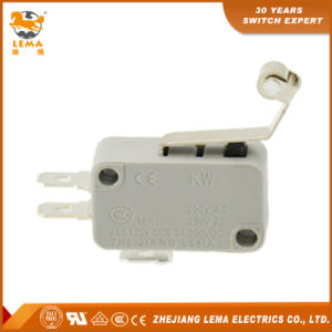 Lema Kw7-22 Roller Lever Sensitive Micro Switch Spdt Switch pictures & photos