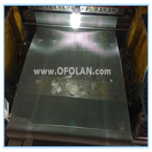 Nickel Foil Expansion Mesh for Chinese Academy of Sciences pictures & photos