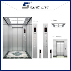 Residential Lift Home Elevator with Good Quality Glass Sightseeing pictures & photos
