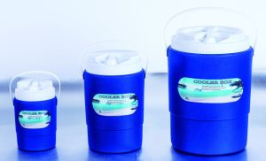 Plastic Cooler Box Ice Bucket For Clamp & Lunch Bag pictures & photos