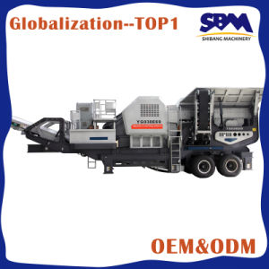 New Design Crawler Type Small Mobile Crushing Plant pictures & photos