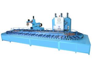 Automatic CNC Polyurethane Safety Shoe Making Machine pictures & photos