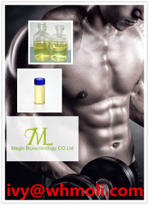 99%Min USP Grade Injectable Steroid Primo Methenolone Enanthate 100mg/Ml pictures & photos