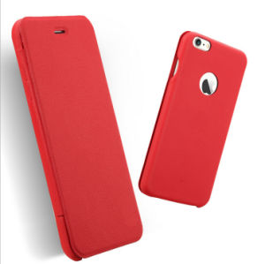 Red Plastic Mobile Phone Case for iPhone, Huawei, Oppo, Vivo pictures & photos