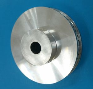 CNC Machined Aluminum Flange for Rangefinder pictures & photos