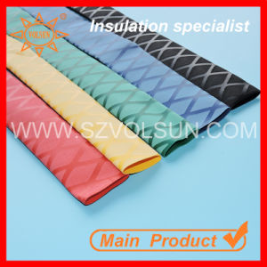 Nice-Looking Non Slip Streak Insulation Shrink Sleeving pictures & photos
