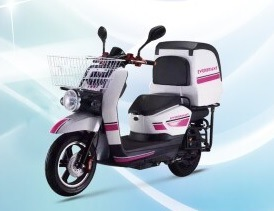 Hot Selling 60V 800W/72V 1200W New Electric Scooter/E-Scooter Motorcycle pictures & photos