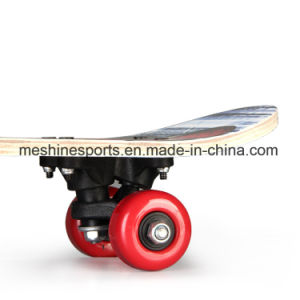 43cm Mini Wooden Skateboard Deck for Promotion Toy Gift pictures & photos
