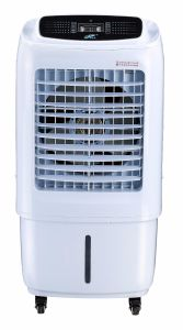 Price of Home Appliances Floor Standing Portable Mobile Air Cooler with Water pictures & photos