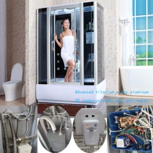Sanitary Ware Factory Modern Style Steam Enclosure for Bathroom (BZ-5009) pictures & photos