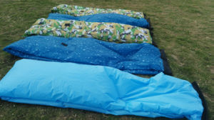 Fast Inflatable Camping Hangout Air Lazy Sofa Sleep Camping Bed (N325) pictures & photos