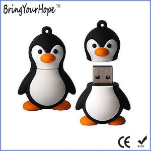 Penguin Animal Style USB Flash Drive (XH-USB-139) pictures & photos