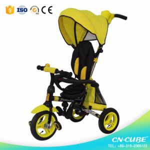 New Design Beautiful Baby Stroller Tricycle with Umbrella pictures & photos