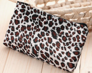 Promotion Leopard Grain Cosmetic Bags