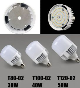 High Power High Lumen Aluminum LED Bulb 50W 60W pictures & photos