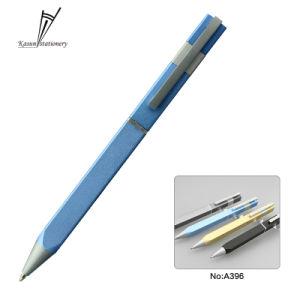 Novelty Design Heavy Ballpoint Pen Square Metal Pen pictures & photos