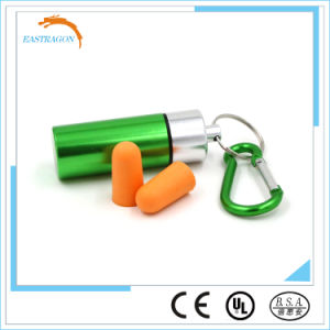 Disposable Eco-Friendly Sleeping Ear Plugs pictures & photos
