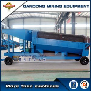 Hot Sale Mobile Trommel Screen for Gold Mining pictures & photos
