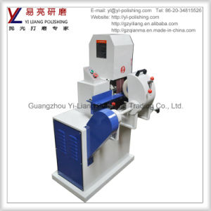 Single Sand Belt Metal and Wood Circle Tube and Stick Grinder pictures & photos