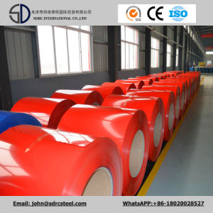 Manufacturer Prepainted or Color Coated Steel Coil PPGI or PPGL Color Coated Galvanized Steel pictures & photos