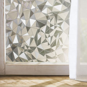 Static Cling Window Film Refraction Series-Z027 pictures & photos