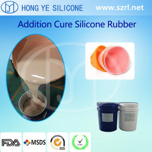 Liquid FDA Silicone Rubber for Making Chocolate Moulds pictures & photos