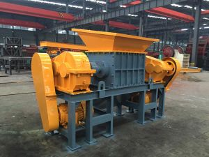 Plastic Shredder Grinder Crusher Machine pictures & photos