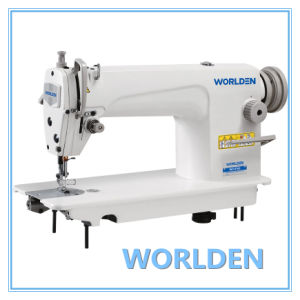 Wd-8700 High Speed Lockstitch Industrial Sewing Machine pictures & photos