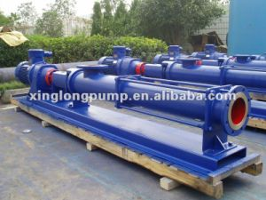 Plastic Single Screw Pump Made in China pictures & photos