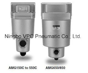 Amg Series Water separator SMC Filter Regulator Aff850 pictures & photos