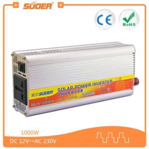 Suoer Frequency Inverter Power Inverter 12 Volt 220 Volt Inverter 2000W Inverter (SUA-2000A) pictures & photos