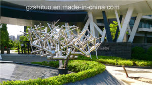 Plant Metal Sculpture, Indoor and Outdoor Metal Decorations pictures & photos